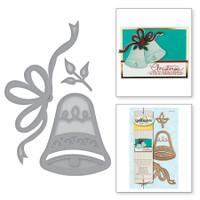 Spellbinders Die D-Lites - Holiday Bell