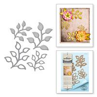 Spellbinders Shapeabilities By Marisa Job - Layered Leaf Vines