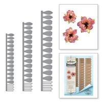 Spellbinders Shapeabilities By Marisa Job - Rolled Flowers