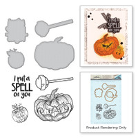 Spellbinders Stamp & Die Set By Stephanie Low - Spell on You