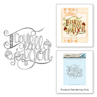 Spellbinders Stamps By Tammy Tutterow - Fall for You