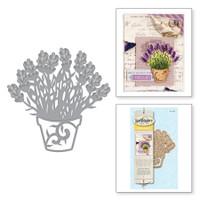 Spellbinders Die D-Lites - Lavender Planter