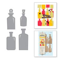 Spellbinders Die D-Lites - Bottles
