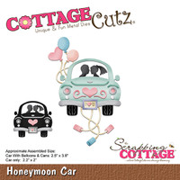 CottageCutz Dies - Honeymoon Car