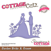 CottageCutz Elites Dies - Bride & Groom