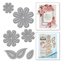Spellbinders Shapeabilities By Becca Feeken - Cinch and Go Flowers Two