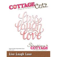 CottageCutz Dies - Live Laugh Love