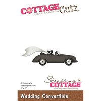 CottageCutz Dies - Wedding Convertible