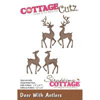CottageCutz Dies - Deer With Antlers