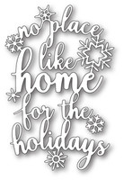 Memory Box Craft Dies - Home For The Holidays