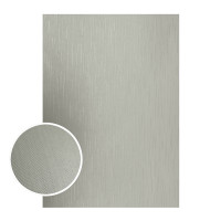 Couture Creations Mirror Board 10/pk - Matte Silver Lines