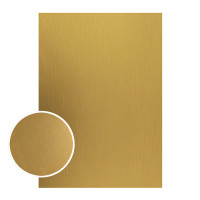 Couture Creations Mirror Board 10/pk - Matte Gold Lines