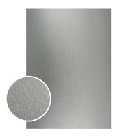 Couture Creations Mirror Board 10/pk - Silver with draft lines