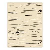 Sizzix Texture Fades Embossing Folder by Tim Holtz - Birch