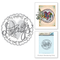 Spellbinders Stamps  Tammy Tutterow Collection :  Days