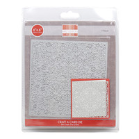 TrimCraft First Edition Christmas Craft A Card Die - Snowflake
