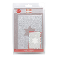 TrimCraft First Edition Christmas Craft A Card Die - Star