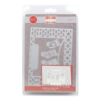 TrimCraft First Edition Christmas Craft A Card Die - Stockings