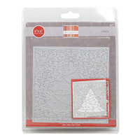 TrimCraft First Edition Christmas Craft A Card Die - Tree