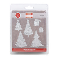 TrimCraft First Edition Christmas Dies - Trees