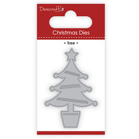 TrimCraft DoveCraft Christmas Dies - Tree