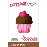 CottageCutz Mini Die - Cupcake Made Easy