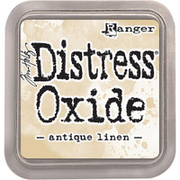Tim Holtz Distress Oxide Ink Pads by Ranger - Antique Linen