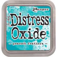 Tim Holtz Distress Oxide Ink Pads by Ranger - Peacock Feathers