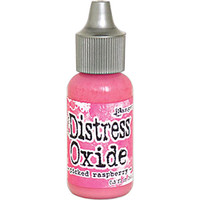 Tim Holtz Distress Oxide Reinkers by Ranger - Picked Raspberry