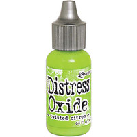 Tim Holtz Distress Oxide Reinkers by Ranger - Twisted Citron