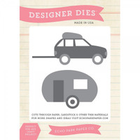 Echo Park Dies - Car and Camper