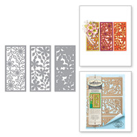 Spellbinders Shapeabilities Shapeabilities Layers of Flowers Etched Dies Thoughtful Expressions by Marisa Job