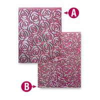 Spellbinders Embossing Folders - Cabbage Roses