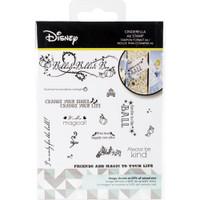 Character World Disney Cinderella Stamp Set
