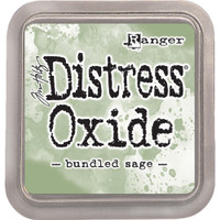 Tim Holtz Distress Oxide Ink Pads by Ranger - Bundled Sage