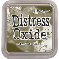 Tim Holtz Distress Oxide Ink Pads by Ranger - Forest Moss