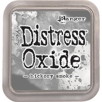 Tim Holtz Distress Oxide Ink Pads by Ranger - Hickory Smoke