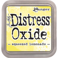 Tim Holtz Distress Oxide Ink Pads by Ranger - Squeezed Lemonade