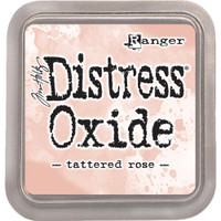 Tim Holtz Distress Oxide Ink Pads by Ranger - Tattered Rose