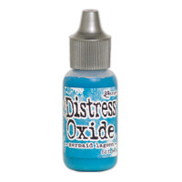 Tim Holtz Distress Oxide Reinkers by Ranger - Mermaid Lagoon