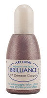 Brilliance Re-Inker - Copper Crimson