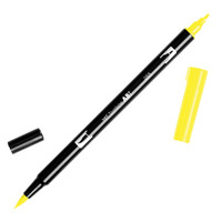 Tombow Dual Brush Pen - 055 Process Yellow