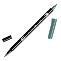 Tombow Dual Brush Pen - 228 Gray Green
