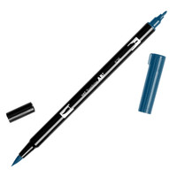 Tombow Dual Brush Pen - 526 True Blue