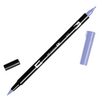 Tombow Dual Brush Pen - 623 Purple Sage