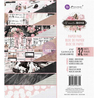 Prima Marketing, Amelia Rose Double-Sided 6X6 Paper Pad