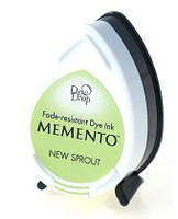 Memento Dew Drop Ink Pad - New Sprout