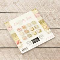 Couture Creations C'est La Vie - 6 x 6 Paper Pad (24pc)