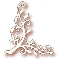 Wild Rose Studio Dies - Leafy Branch