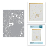 Spellbinders Cut and Emboss Folder - Baroque Filigree